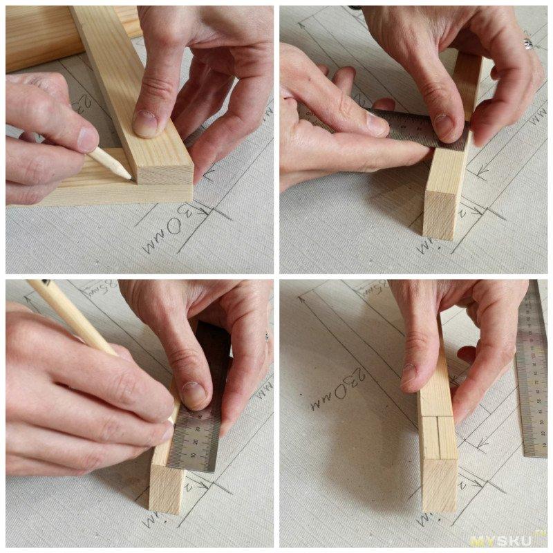 """Как сделать """"левитирующий"""" столик."""