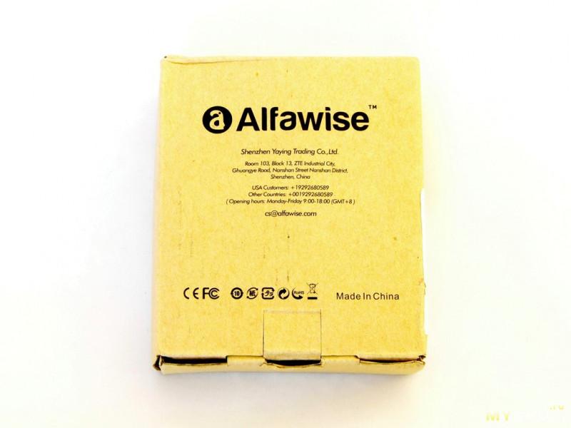 Блютуз наушники для левшей «Alfawise A9»