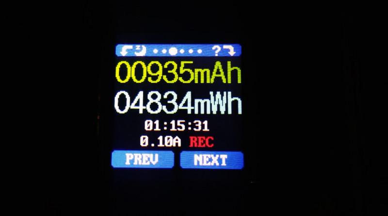 Компактный мощный фонарик IMALENT LD10 XPL-HI 1200L