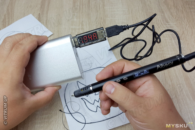 3D Ручка для творчества