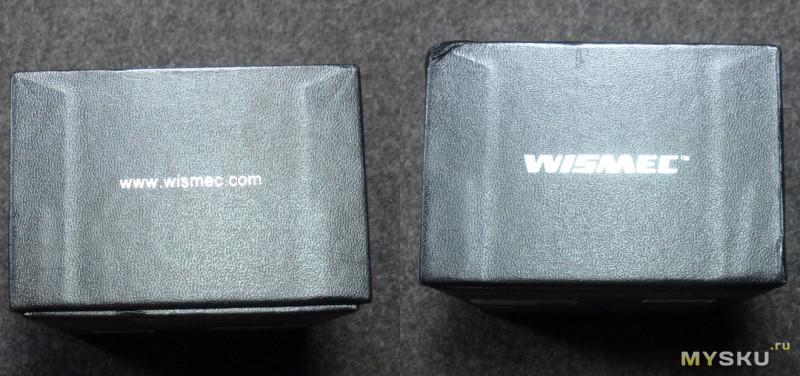 Бокс мод от WISMEC Reuleaux RX2/3