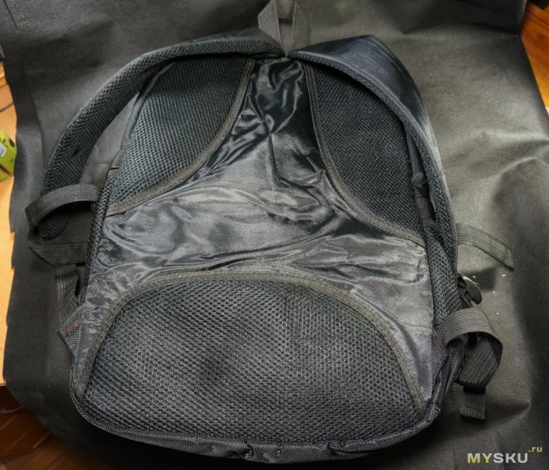 Бюджетный городской рюкзак