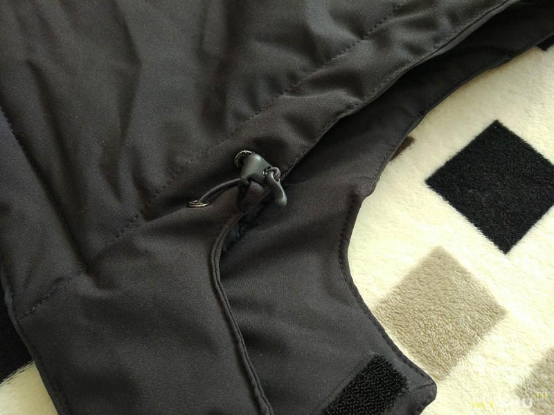 Зимняя куртка ZUOGEEYA для больших мужчин