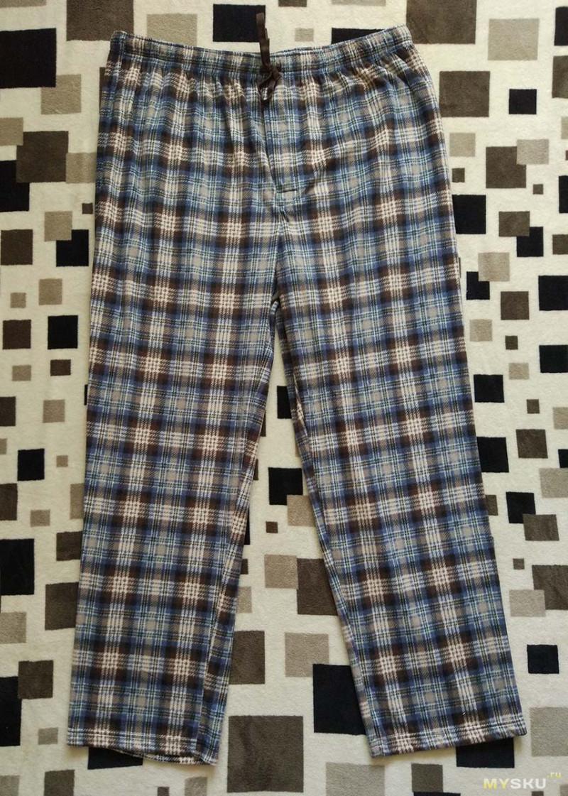 Теплые домашние штаны Stafford