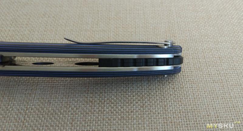 Нож Rcharlance HS-M005 или нежданный Чирогоров Ф3 Мини