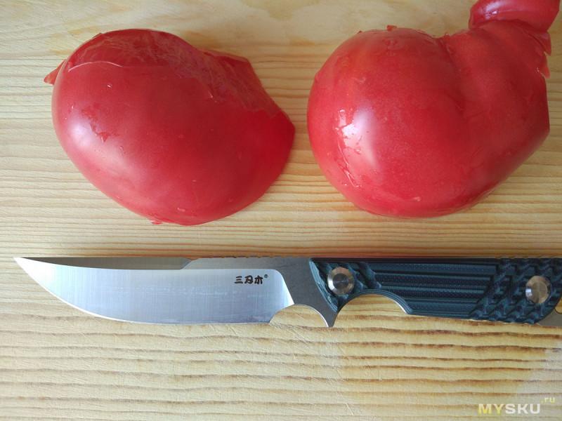 Sanrenmu S721. Нож немедленного реагирования