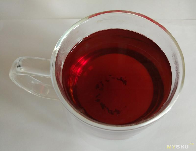 Вкусный черный чай Кимун (Qi Men Hong Cha)