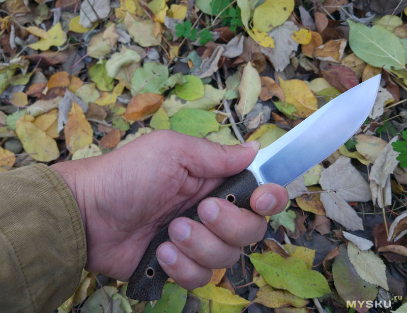 Нож BROTHER F002. Брат 2 или скажи в чем сила, нож?
