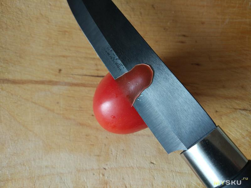 Набор керамических ножей KCASA KC-CF007