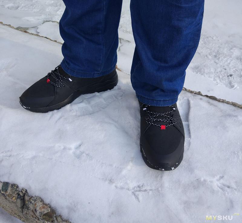 Зимние ботинки Li-Ning Pioneer AGCN125
