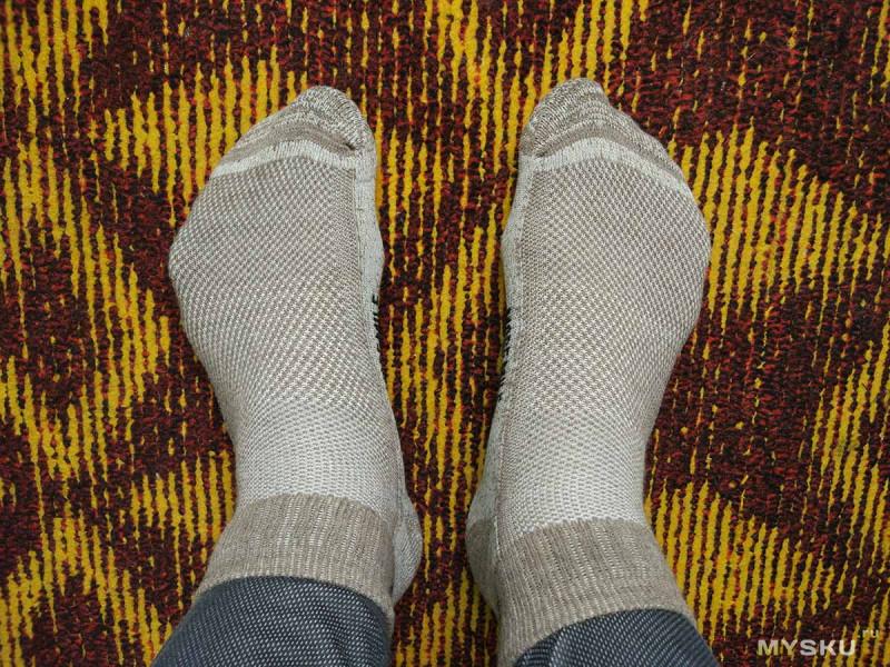 More Mile Arizona Comfort Hiking Walking Socks