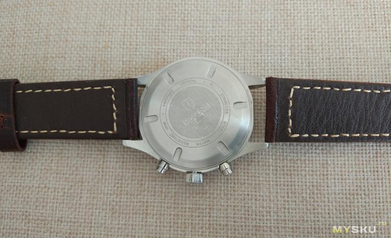 Тайны кожаных ремешков для часов с Али