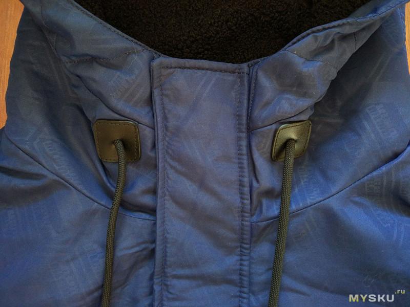 Демисезонная куртка MLMR M Eyecatch Padded Long Parka от Jack & Jones. Моя лучшая покупка на Али за последние полгода