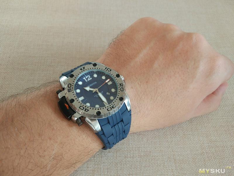 Большие летние часы OCHSTIN GQ6124