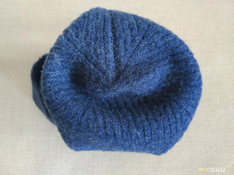 Вязаная шерстяная шапка Naturehike