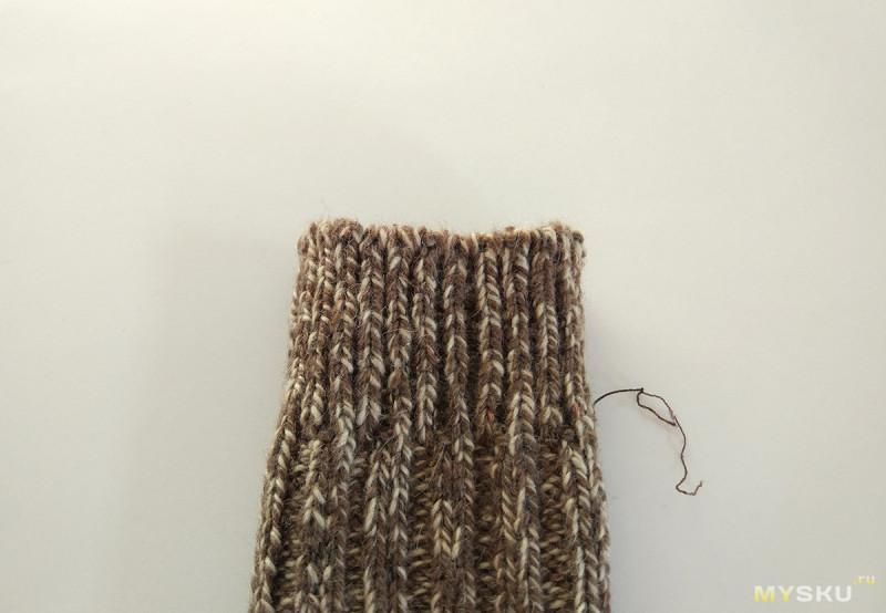Обзор высоких шерстяных носков GLENMEARL