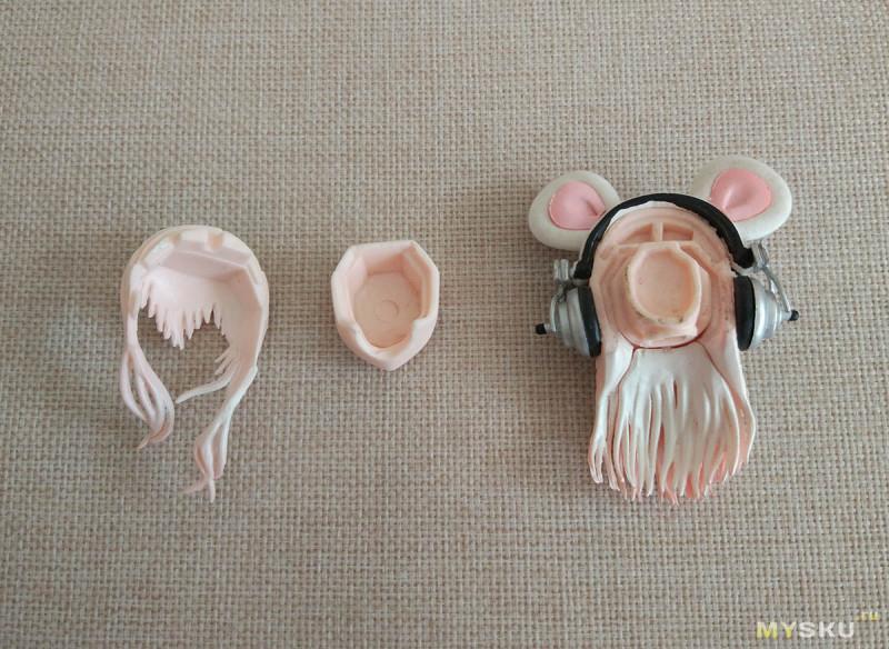 Фигурка Super Sonico в образе мышки или операция «с Новым годом!»