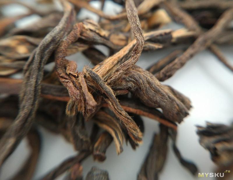 Красный чай Дяньхун - Dian Hong Mao Feng