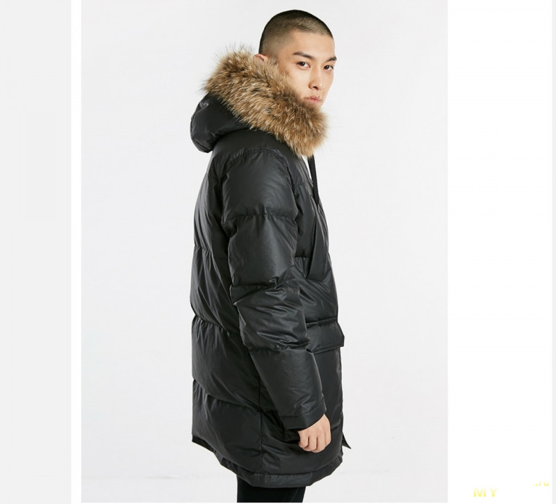Мужской пуховик Jack & Jones EXP-C Nate Down Jacket