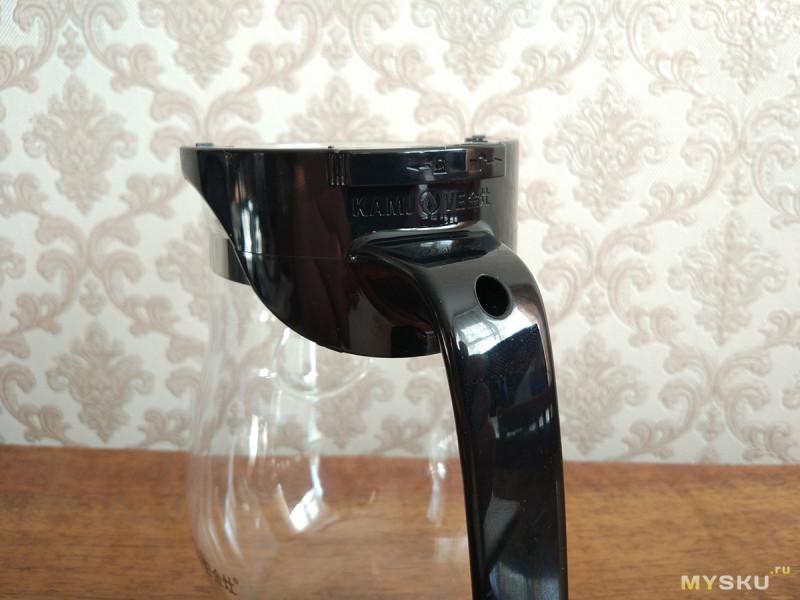 Отличный заварочный чайник Kamjove K-206 объемом 600ml