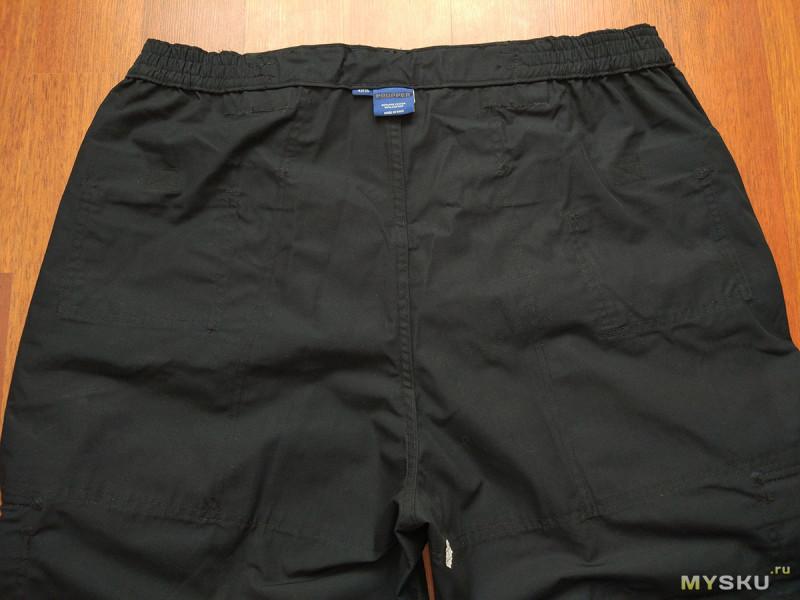Легкие брюки-карго в стиле милитари от PROPPER