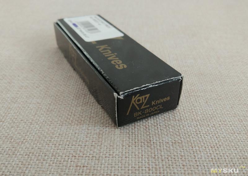 Складной нож KATZ Black Kat BK-800