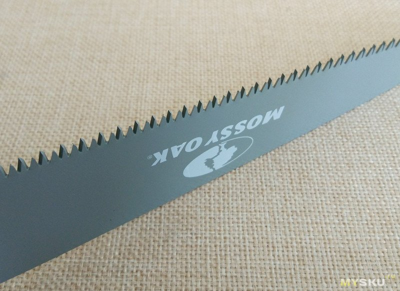 Складная ножовка Mossy Oak 3 in 1. Ожидание и реальность