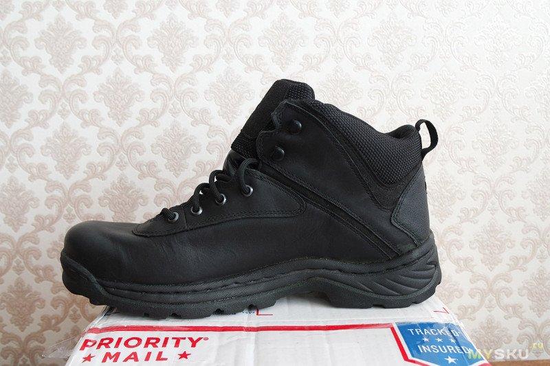 Туристические ботинки Timberland White Ledge. Страх, ужас и создание Франкенштейна