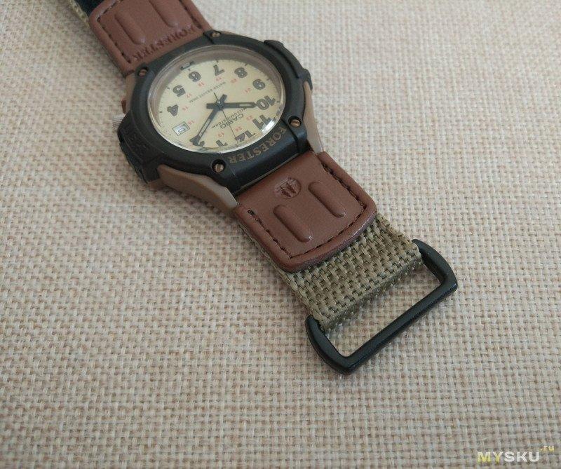 Наручные часы Casio Forester FT500WC-5BV