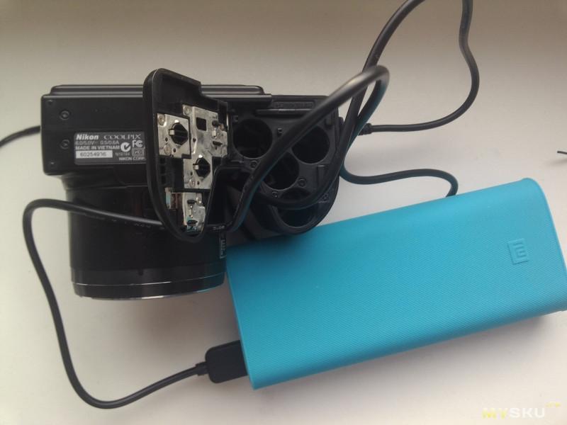 EH-67 USB-кабель для фотоаппарата Nikon Coolpix L110