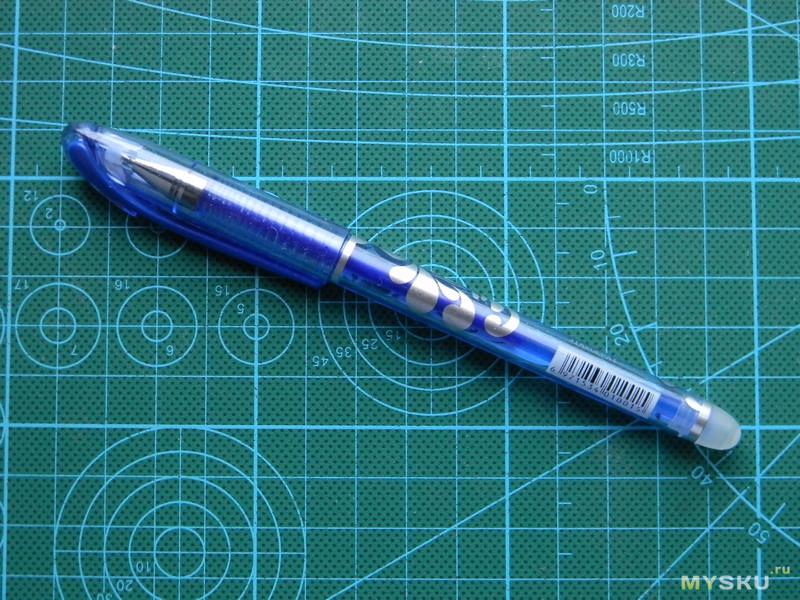 Китайская ручка JIAXUEPAT с термочувствительными чернилами как дешевый аналог ручки PILOT FriXion Point