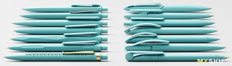 Набор ручек КАСО Macarons pens или в поисках фиолетового цвета