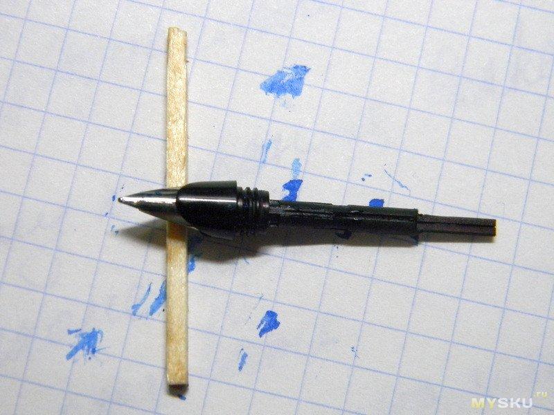 Перьевая ручка MOONMAN 80 mini. Часть 2