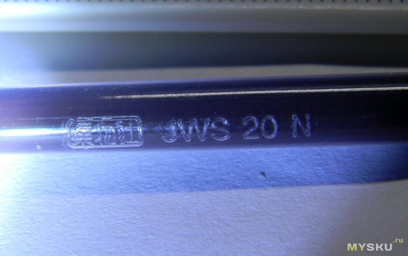 """Пополнение серии гелевых ручек """"винтаж"""". Feida JWS017 и JWS018"""