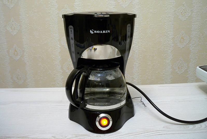 Кофеварка Soarin SR-1012A