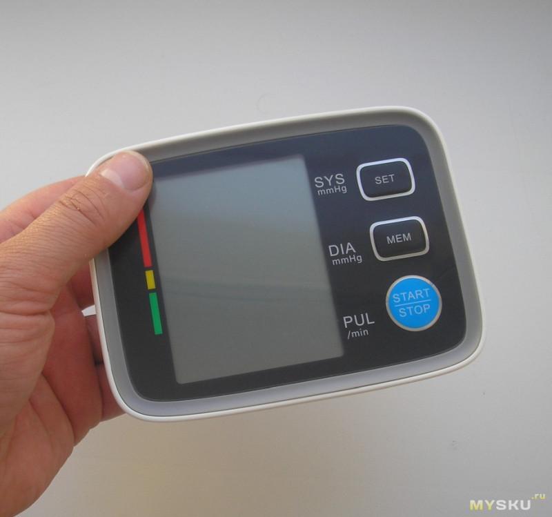 Автоматический плечевой тонометр JECPP