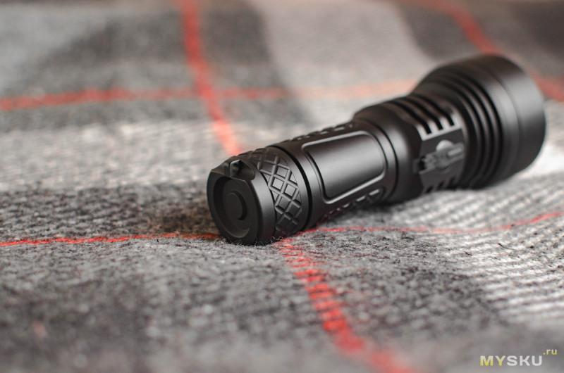Обзор дальнобойного фонаря Lumintop ODL20C: встроенная USB Type-C зарядка и XHP35.