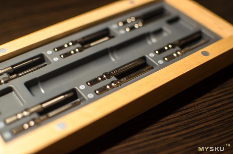 Обзор набора бит AtuMan Mini-X (24 в 1).