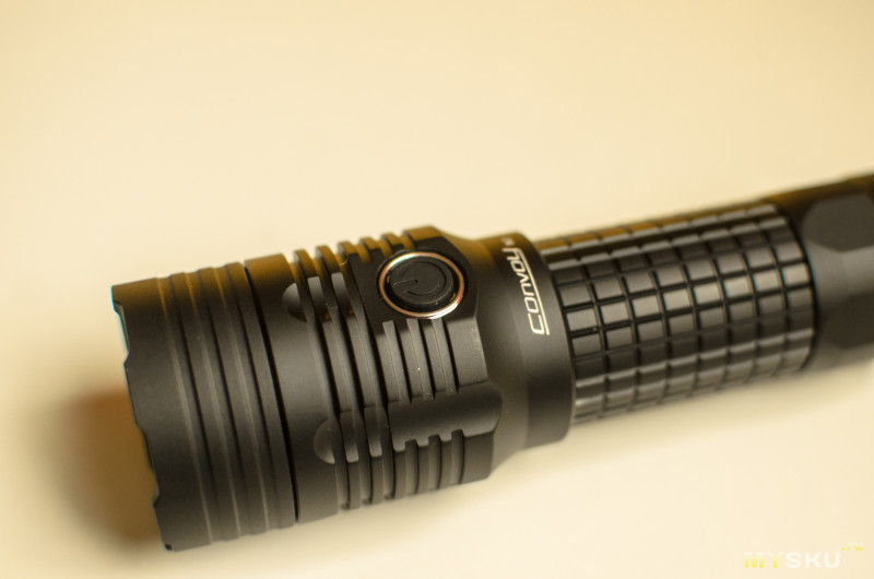 Обзор второй: мощный фонарь Convoy M3 на XHP70.2 с 1x26650; Альтернатива L21A.