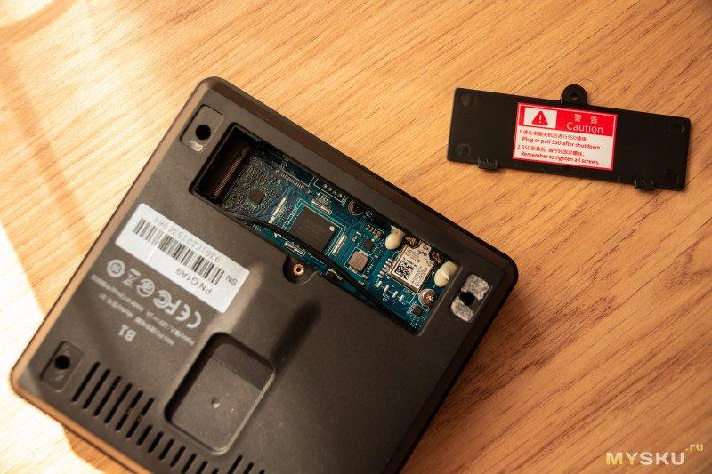 Обзор BMAX B1, одного из самых дешевых Mini PC на Intel Celeron N3060, 4/64GB, Win10Pro, + разборка.