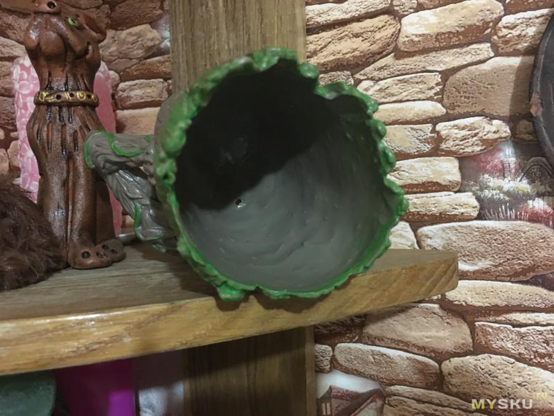 Маленький Грут - функциональный декор для дома