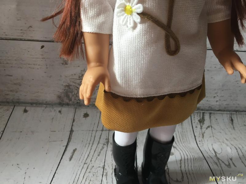 Детская кукла - красота спасет мир и немного нервов родителей