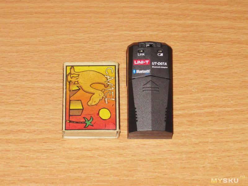 Uni-T UT-D07A Bluetooth адаптер для мультиметров UT181A, UT171A, UT71E