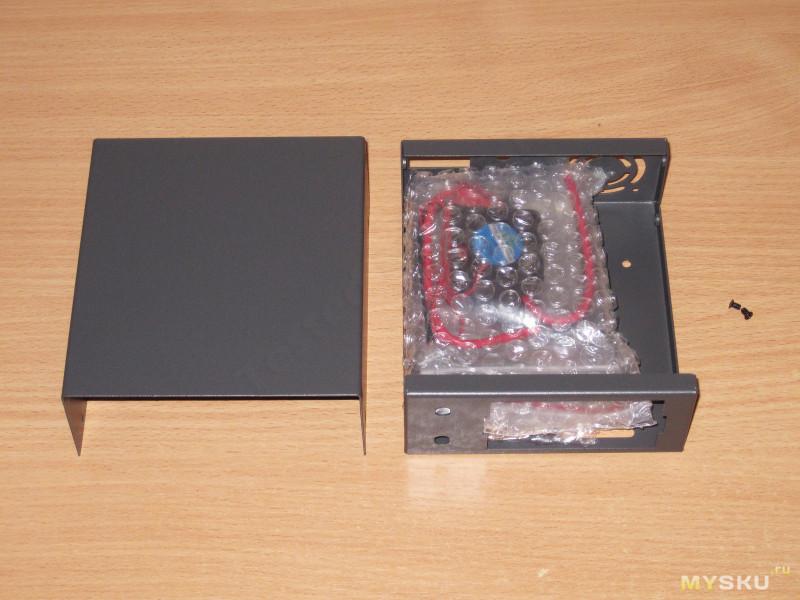 Регулируемый преобразователь напряжения DPS-5020 и корпус для него