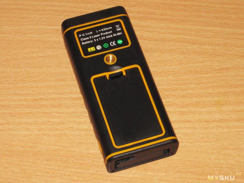 Лазерный измеритель расстояния SNDWAY SW-S70
