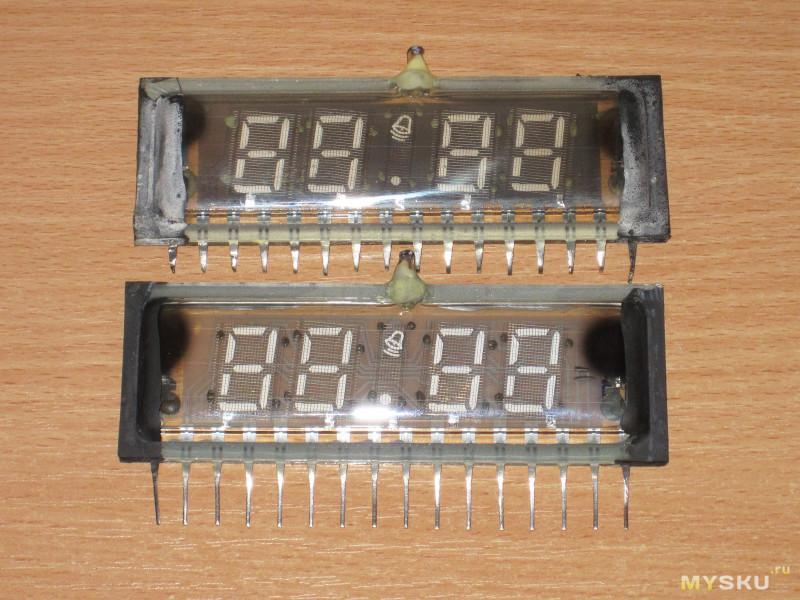 """Экран для часов """" Старт-7231"""" или ностальгии пост"""