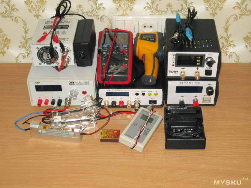 28 типов аккумуляторов в одном обзоре