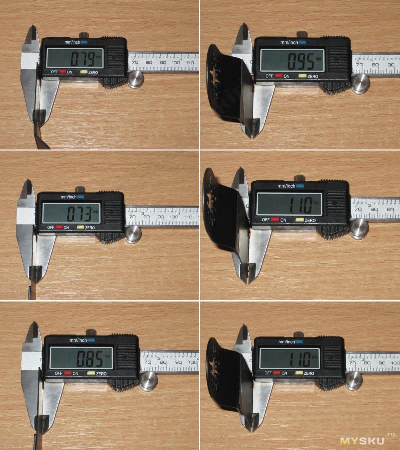 Набор насадок для осцилляторного мультиинструмента