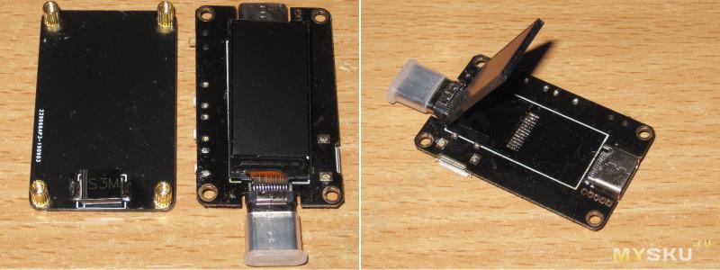 USB тестер Fnirsi FNC88