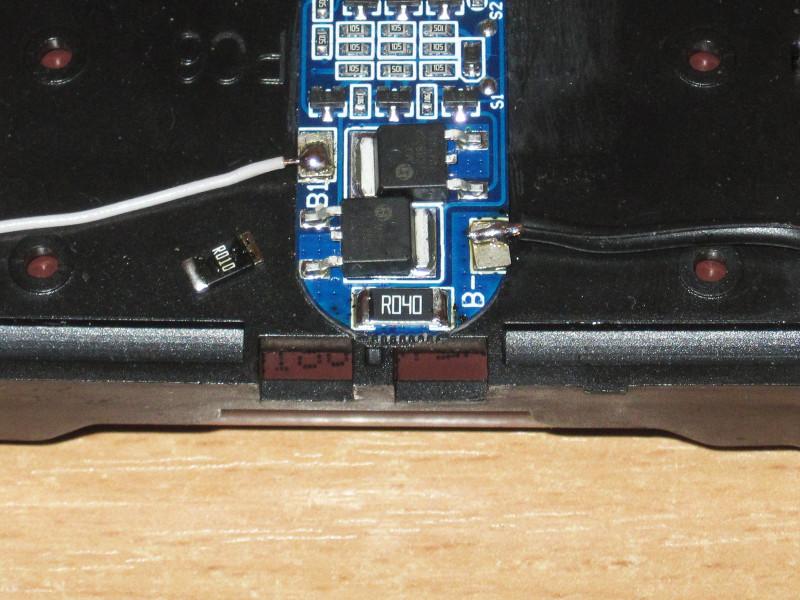 Плата защиты для 3S аккумуляторных сборок